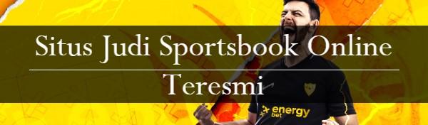 Situs Judi Sportsbook Online Teresmi